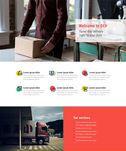 13. Delivery Company