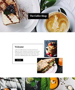3.Coffee shop