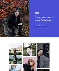 30. Fashion Photographer